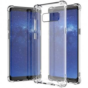 King Kong Armor | Противоударный прозрачный чехол для Samsung Galaxy Note 9 с дополнительной защитой углов