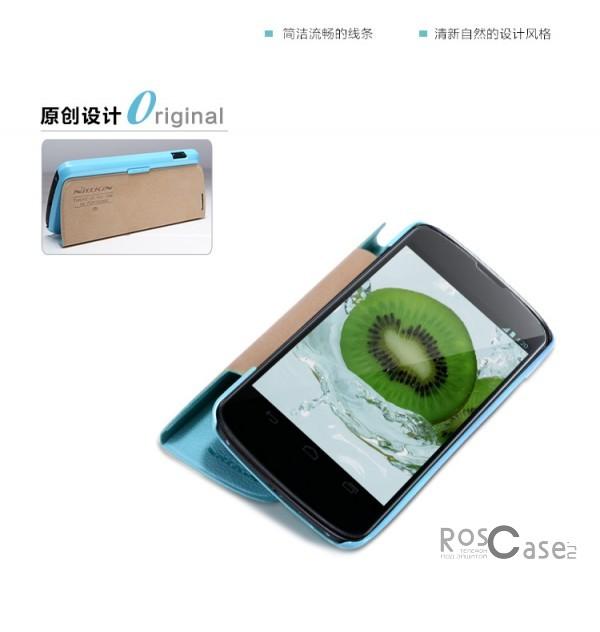 Фото чехла для LG Nexus 4 E960 Nillkin Fresh Series