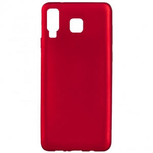 J-Case THIN | Гибкий силиконовый чехол для Samsung Galaxy A8 Star (A9 Star)