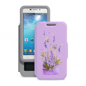 "Gresso ""Признание Люпин"" |  женский чехол-книжка с принтом цветка для Samsung Galaxy Note 7 FE (N935)"