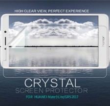 Nillkin Crystal | Прозрачная защитная пленка  для Huawei Mate 9 Lite