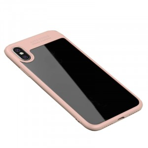 "iPaky Hard Original | Прозрачный чехол  для Apple iPhone XS (5.8"")"