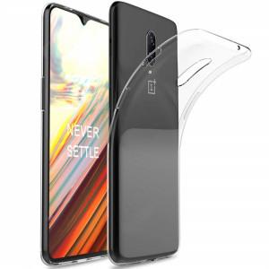 Прозрачный силиконовый чехол для OnePlus 6T