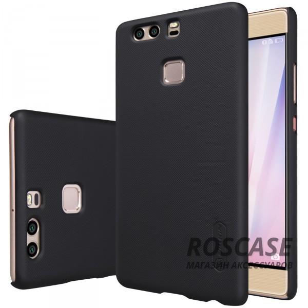 Чехол Nillkin Matte для Huawei P9 (+ пленка) (Черный)Описание:производитель -&amp;nbsp;Nillkin;материал - поликарбонат;совместим с Huawei P9;тип - накладка.&amp;nbsp;Особенности:матовый;прочный;тонкий дизайн;не скользит в руках;не выцветает;пленка в комплекте.<br><br>Тип: Чехол<br>Бренд: Nillkin<br>Материал: Поликарбонат