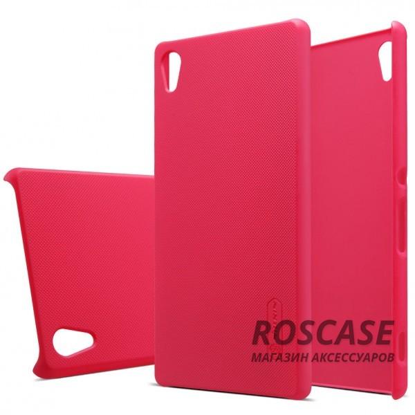 Чехол Nillkin Matte для Sony Xperia Z3+/Xperia Z3+ Dual (+ пленка) (Красный)Описание:производитель -&amp;nbsp;Nillkin;материал - поликарбонат;разработан специально для Sony Xperia Z3+/Xperia Z3+ Dual;тип - накладка.&amp;nbsp;Особенности:фактурная поверхность;матовый;не увеличивает габариты;не скользит в руках;не теряет цвет;пленка в комплекте.<br><br>Тип: Чехол<br>Бренд: Nillkin<br>Материал: Поликарбонат