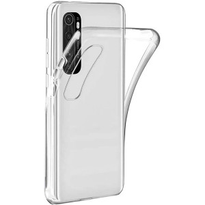 Clear Original | Прозрачный TPU чехол 2мм  для Xiaomi Mi Note 10 Lite