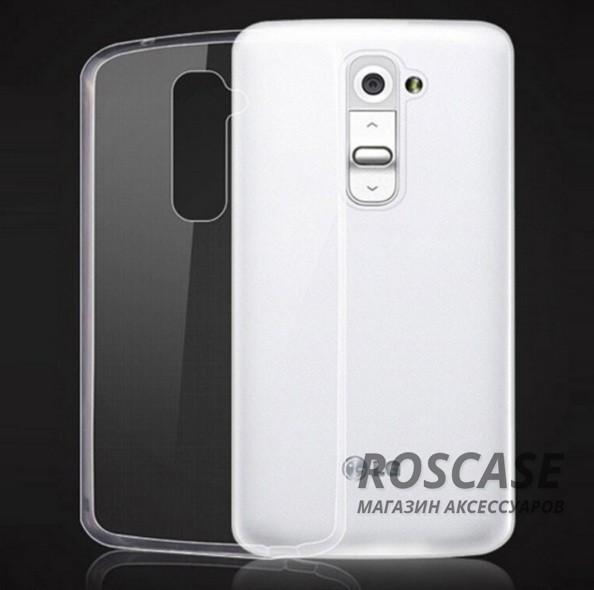 TPU чехол Ultrathin Series 0,33mm для LG D802 Optimus G2Описание:бренд:&amp;nbsp;Epik;совместим с LG D802 Optimus G2;материал: термополиуретан;тип: накладка.&amp;nbsp;Особенности:ультратонкий дизайн - 0,33 мм;прозрачный;эластичный и гибкий;надежно фиксируется;все функциональные вырезы в наличии.<br><br>Тип: Чехол<br>Бренд: Epik<br>Материал: TPU