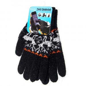 Перчатки Touch Glove Ver.2 для сенсорных (емкостных) экранов Олени