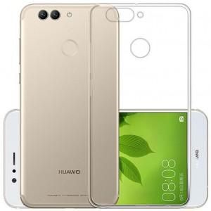 J-Case THIN | Гибкий силиконовый чехол для Huawei Nova 2