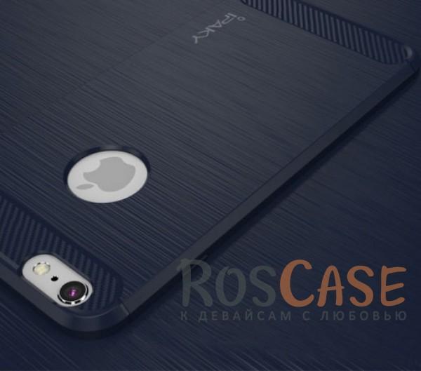 TPU чехол iPaky Slim Series для Apple iPhone 6/6s (4.7) (Синий)Описание:бренд - iPaky;совместим с Apple iPhone 6/6s (4.7);материал: термополиуретан;тип: накладка.Особенности:эластичный;свойство анти-отпечатки;защита углов от ударов;ультратонкий;защита боковых кнопок;надежная фиксация.<br><br>Тип: Чехол<br>Бренд: Epik<br>Материал: TPU