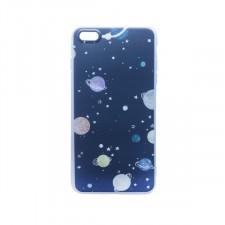 """Силиконовый чехол для Apple iPhone 7 Plus (5.5"""") с принтом космоса"""