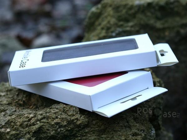 фото кожаный чехол (флип) Ecover для Lenovo S660