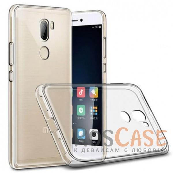 TPU чехол Ultrathin Series 0,33mm для Xiaomi Mi 5s Plus (Бесцветный (прозрачный))Описание:разработан специально для Xiaomi Mi 5s Plus;ультратонкий дизайн;материал - TPU;тип - накладка.<br><br>Тип: Чехол<br>Бренд: Epik<br>Материал: TPU