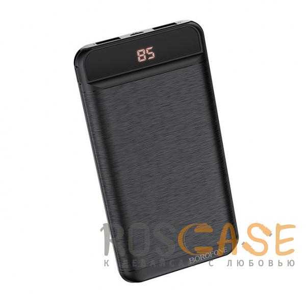 Фото Черный Портативное зарядное устройство Power Bank Borofone BT29 10000mAh