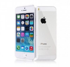 фото TPU чехол Ultrathin Series 0,33mm для Apple iPhone 5/5S/5SE