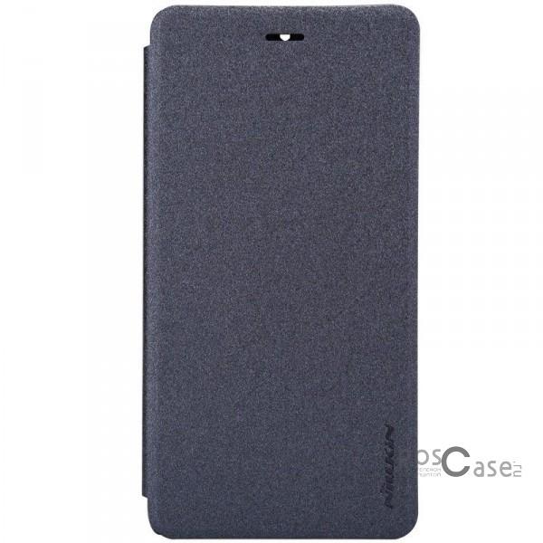 Кожаный чехол (книжка) Nillkin Sparkle Series для Xiaomi MI4 (Черный)Описание:разработчик и производитель&amp;nbsp;Nillkin;изготовлен из синтетической кожи и поликарбоната;фактурная поверхность;тип конструкции: чехол-книжка;совместим с Xiaomi MI4.&amp;nbsp;Особенности:внутренняя отделка из микрофибры;ультратонкий;не скользит в руках;яркая палитра цветов.<br><br>Тип: Чехол<br>Бренд: Nillkin<br>Материал: Искусственная кожа