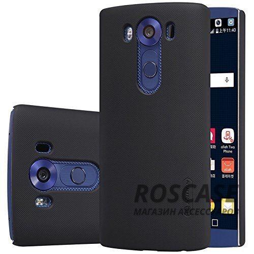 Матовый чехол для LG H961S V10 (+ пленка)Описание:производство: компания&amp;nbsp;Nillkin;совместимость:&amp;nbsp;LG H961S V10;материал: поликарбонат;тип: накладка.Особенности:надежное качество;классический дизайн;наличие функциональных вырезов;ультратонкий аксессуар.<br><br>Тип: Чехол<br>Бренд: Nillkin<br>Материал: Поликарбонат