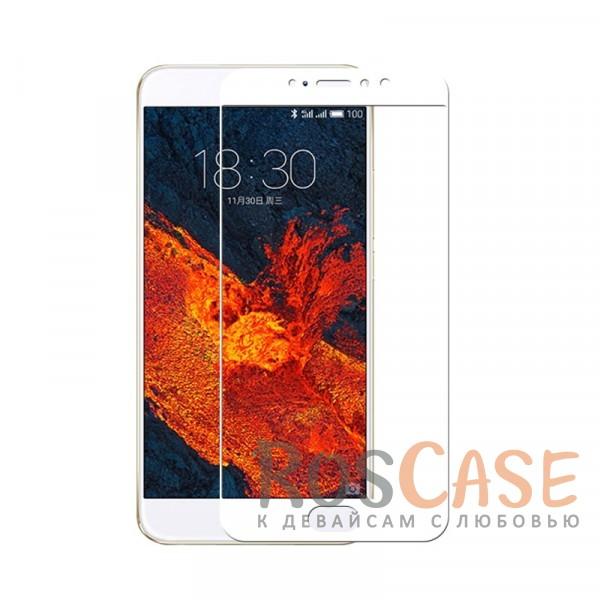 Защитное стекло с цветной рамкой на весь экран с олеофобным покрытием анти-отпечатки для Meizu Pro 6 Plus (Белый)Описание:компания&amp;nbsp;Epik;совместимо с Meizu Pro 6 Plus;материал: закаленное стекло;тип: защитное стекло на экран.Особенности:полностью закрывает дисплей;толщина - 0,3 мм;цветная рамка;прочность 9H;покрытие анти-отпечатки;защита от ударов и царапин.<br><br>Тип: Защитное стекло<br>Бренд: Epik