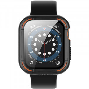 Nillkin CrashBumper   Чехол со стеклом для часов Apple Watch 4 / 5 / 6 / SE  (44 мм)