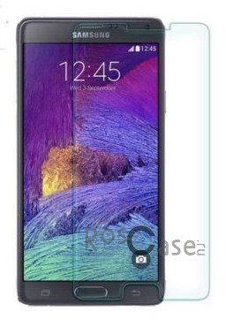 фото защитное стекло Nillkin Anti-Explosion Glass Screen (H+) для Samsung N910H Galaxy Note 4