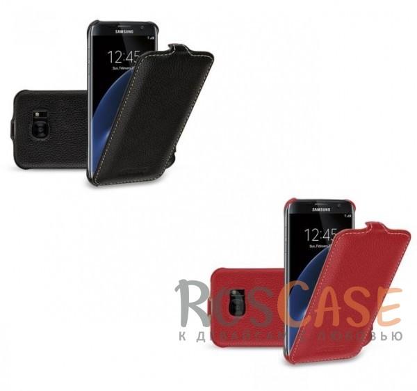 Кожаный чехол (флип) TETDED для Samsung G935F Galaxy S7 EdgeОписание:компания-производитель  - &amp;nbsp;TETDED;совместимость - Samsung G935F Galaxy S7 Edge;материал  -  натуральная кожа;тип  -  флип.&amp;nbsp;Особенности:имеет все функциональные вырезы;легко устанавливается и снимается;тонкий дизайн;защищает от механических повреждений;не выцветает.<br><br>Тип: Чехол<br>Бренд: TETDED<br>Материал: Натуральная кожа