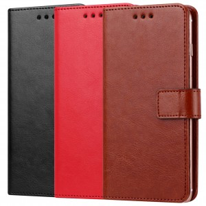 "Plain |  кожаный чехол-книжка (4.9-5.3"") для Samsung Galaxy Grand 2 (G7102)"