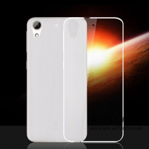 TPU чехол Ultrathin Series 0,33mm для HTC Desire 626Описание:бренд:&amp;nbsp;Epik;совместим с HTC Desire 626;материал: термополиуретан;тип: накладка.&amp;nbsp;Особенности:ультратонкий дизайн - 0,33 мм;прозрачный;эластичный и гибкий;надежно фиксируется;все функциональные вырезы в наличии.<br><br>Тип: Чехол<br>Бренд: Epik<br>Материал: TPU