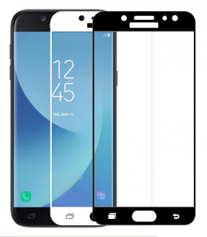 5D защитное стекло для Samsung J530 Galaxy J5 (2017) на весь экран