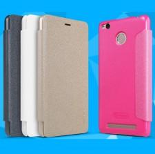 Nillkin Sparkle | Чехол-книжка для Xiaomi Redmi 3 Pro / Redmi 3s