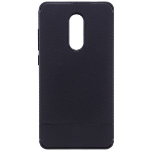 Carbon | Силиконовый чехол для Xiaomi Redmi Note 4X / Note 4 (Snapdragon)