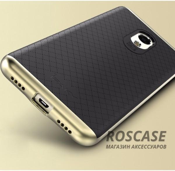 Фото Черный / Золотой iPaky Hybrid | Противоударный чехол для Meizu M3 / M3 mini / M3s