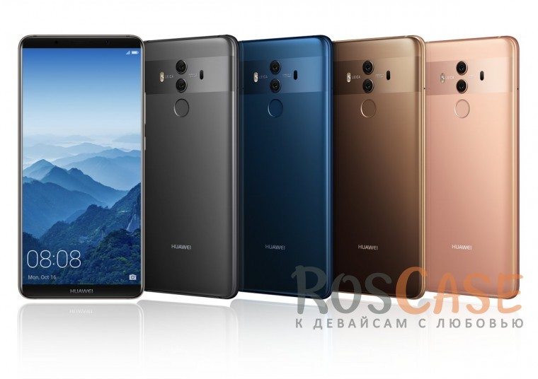 Обзор телефона Huawei Mate 10