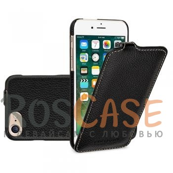 Кожаный чехол (флип) TETDED для Apple iPhone 7 (4.7) (Черный / Black)Описание:компания-производитель  - &amp;nbsp;TETDED;совместимость - Apple iPhone 7 (4.7);материал  -  натуральная кожа;тип  -  флип.&amp;nbsp;Особенности:имеет все функциональные вырезы;легко устанавливается и снимается;тонкий дизайн;защищает от механических повреждений;не выцветает.<br><br>Тип: Чехол<br>Бренд: TETDED<br>Материал: Натуральная кожа