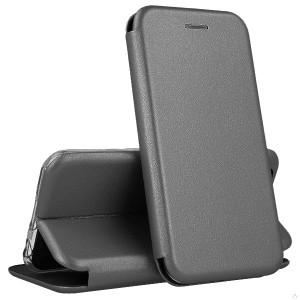 Open Color | Кожаный чехол-книжка  для Samsung Galaxy A20s