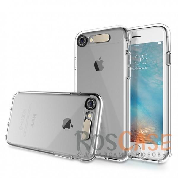 Светящийся глянцевый чехол с цветной подсветкой входящих вызовов для Apple iPhone 6 plus (5.5)  / 6s plus (5.5) (Бесцветный / Transparent)Описание:производитель  - &amp;nbsp;Rock;разработан для Apple iPhone 6 plus (5.5)  / 6s plus (5.5);материал  -  термополиуретан;тип  -  накладка.&amp;nbsp;Особенности:светится во время входящих звонков;прочный;легко чистится;не увеличивает габариты;имеет все функциональные вырезы;защищает от царапин и ударов.<br><br>Тип: Чехол<br>Бренд: ROCK<br>Материал: TPU