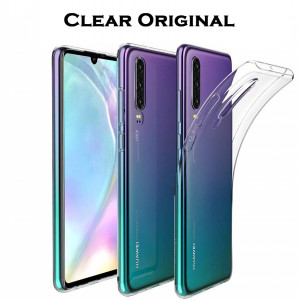 TPU чехол Clear Original для Huawei P30 lite / Nova 4E
