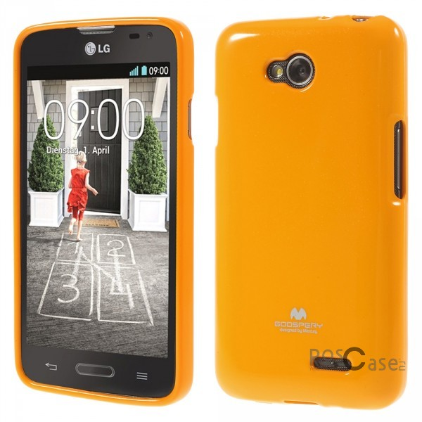 фото TPU чехол Mercury Jelly Color series для LG D325 L70 Dual/D320 L70/LG D285 L65 Dual