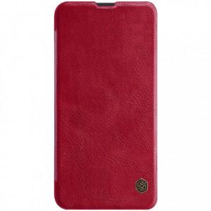 Кожаный чехол (книжка) Nillkin Qin Series для Samsung Galaxy A10 / M10