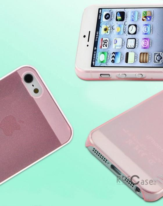 Фото пластикового чехла Remax Bingoo Series для Apple iPhone 5 / 5S