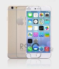 Защитная пленка Nillkin Crystal для Apple iPhone 6/6s plus (5.5) (Анти-отпечатки)Описание:производитель:&amp;nbsp;Nillkin;совместимость: Apple iPhone 6/6s plus (5.5);материал: полимер;тип: защитная пленка.&amp;nbsp;Особенности:все необходимые функциональные вырезы в наличии;не притягивает пыль;не влияет на чувствительность сенсора;легко очищается;на ней не остаются потожировые следы.<br><br>Тип: Защитная пленка<br>Бренд: Nillkin