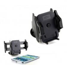 Kropsson Aero | Автодержатель для смартфона 3 - 5,3 дюйма на торпеду для Samsung Galaxy J6 2018 (J600F)