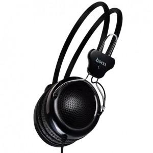HOCO W5 | Накладные наушники с микрофоном для Samsung Galaxy S7 Edge (G935F)