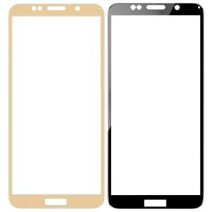 5D защитное стекло для Huawei Y5 (2018) / Y5 Prime (2018) на весь экран