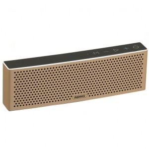 Remax RB-M20 | Портативная Bluetooth колонка прямоугольной формы с сенсорными кнопками