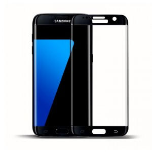 Mocolo CP+   Стекло с цветной рамкой на весь экран  для Samsung Galaxy S7 (G930F)