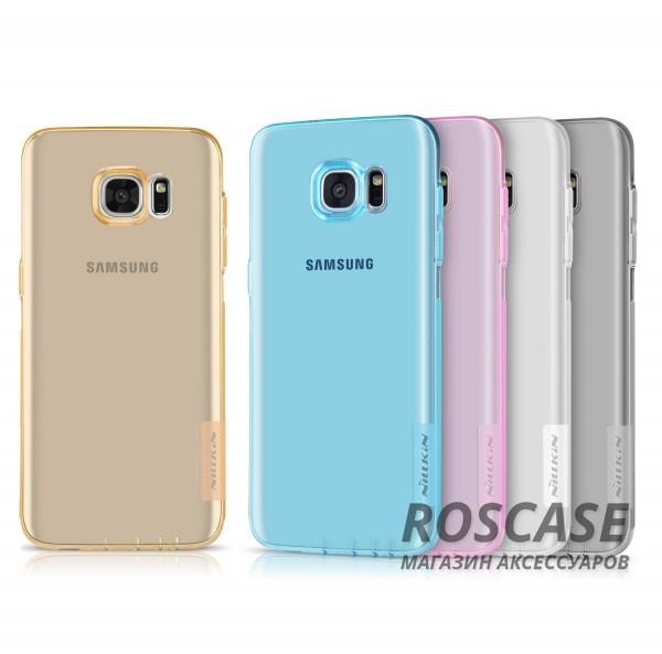 TPU чехол Nillkin Nature Series для Samsung G935F Galaxy S7 EdgeОписание:производитель  -  бренд&amp;nbsp;Nillkin;совместим с Samsung G935F Galaxy S7 Edge;материал  -  термополиуретан;тип  -  накладка.&amp;nbsp;Особенности:в наличии все вырезы;не скользит в руках;тонкий дизайн;защита от ударов и царапин;прозрачный.<br><br>Тип: Чехол<br>Бренд: Nillkin<br>Материал: TPU