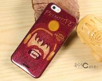фото Бордовый TPU чехол Remax Primitive для Apple iPhone 6/6s (4.7
