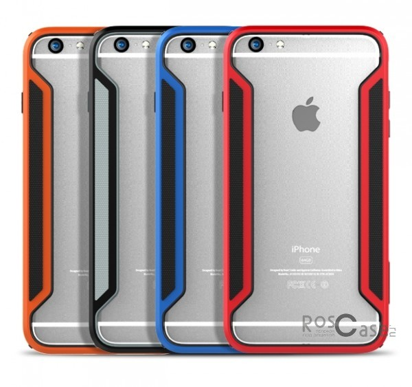 Бампер Nillkin Armor-Border Series для Apple iPhone 6/6s plus (5.5)Описание:производитель  - &amp;nbsp;Nillkin;совместим с Apple iPhone 6/6s plus (5.5);материал  -  пластик;форма  -  бампер.&amp;nbsp;Особенности:тонкий;имеет все необходимые вырезы;прочный;не увеличивает габариты;защищает от ударов и падений;вставка &amp;laquo;анти-шок&amp;raquo;.<br><br>Тип: Чехол<br>Бренд: Nillkin<br>Материал: Пластик