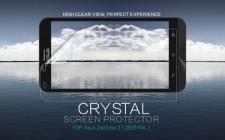 Nillkin Crystal | Прозрачная защитная пленка для Asus Zenfone 2 (ZE551ML/ZE550ML)