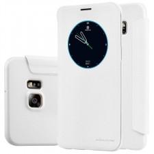 Nillkin Sparkle | Чехол-книжка с функцией Sleep Mode для Samsung Galaxy S6 Edge Plus